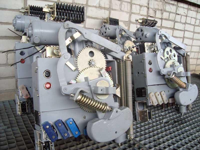 Схема привода пд-14-02