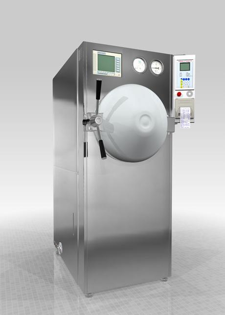 Купити Стерилізатор паровий ГК-100-4 з реєстратором і набором з/ч (ТЗМОИ)