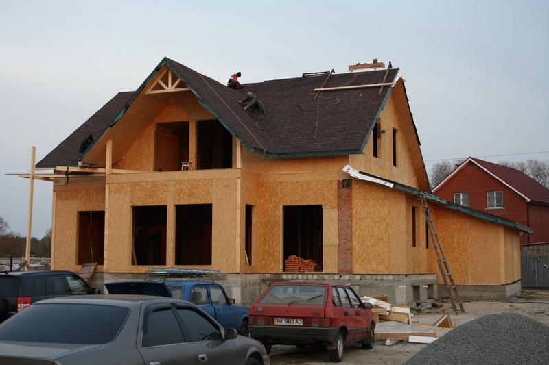 Дома панельные быстросборные.Дом из дерева. Канадская технология. Панельное домостроение. Дома панельные быстросборные.