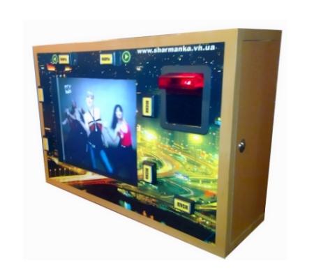 Купить Автоматы музыкальные , музыкальный автомат навесной - NA-02