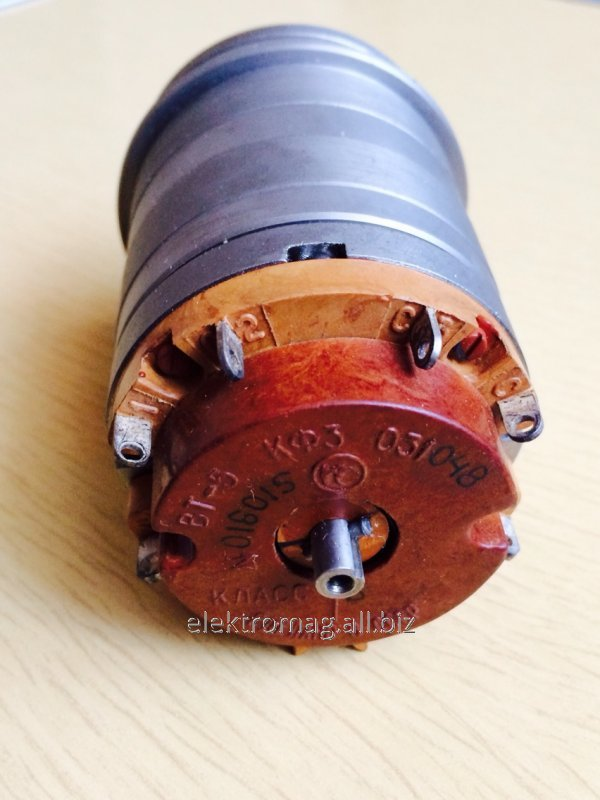 Buy VT-5 KF3.031.048 kl.0 the rotating transformer