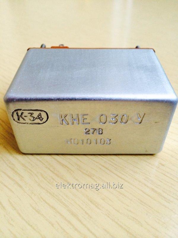 Контактор электромагнитный КНЕ030У