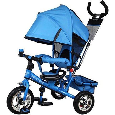 Купить Велосипед трехколесный Super Trike Голубой