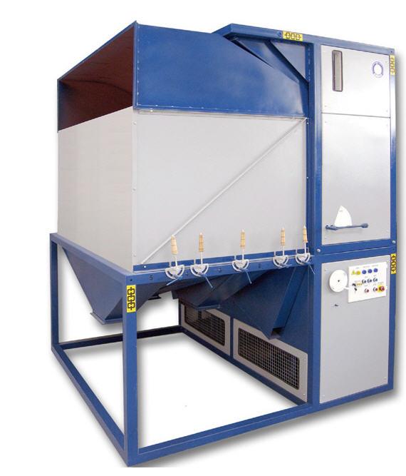 Сепаратор зерновой центробежный Алмаз МС-30