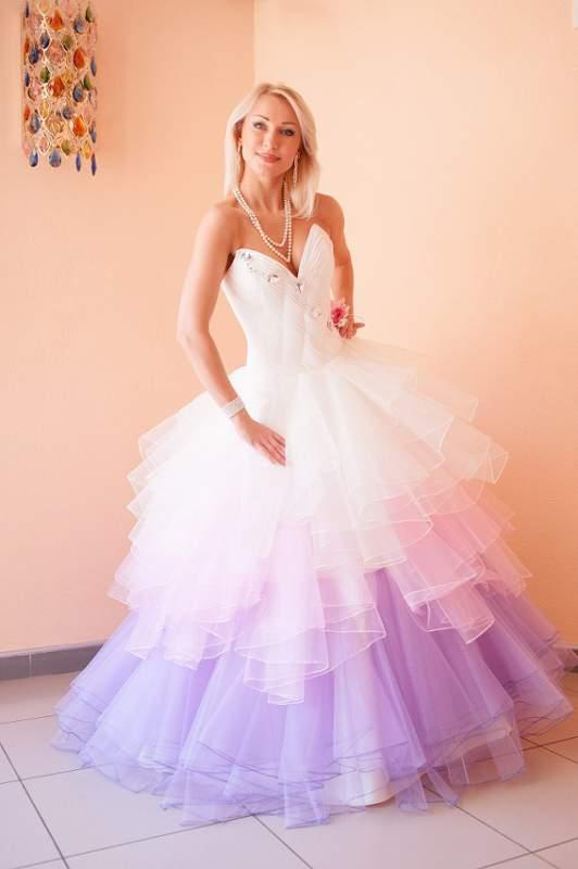 6c21332caf378f0 Пышное вечернее платье из фатина,Луганск купить в Луганске