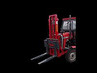 Купить Вилочный гидравлический погрузчик (на навеску трактора) MCMS (WARKA)