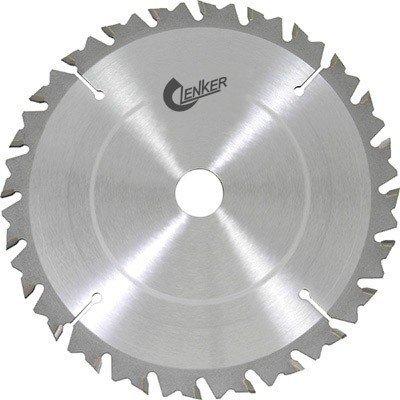 Пила дисковая твердосплавная Lenker 180*20*24 z