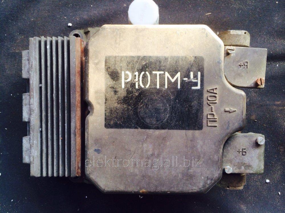 Регулятор Р10ТМ-У