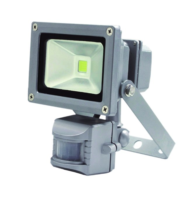 Купить Прожектор Лед с датчиком движения 10 Вт 76