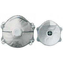 Buy Respirators of FFP2 NR D SL VO with the exhalation valve. Art. 23238