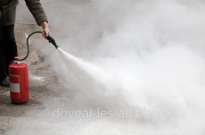 Купить Порошок огнетушащий РV-1S (АВС45) fire powder