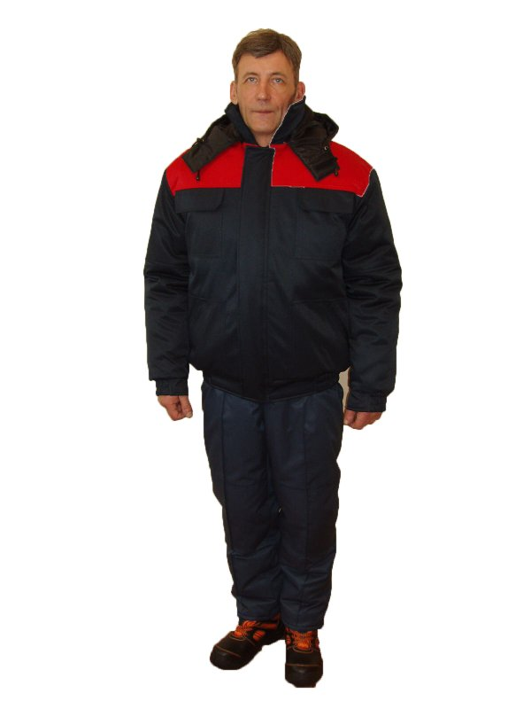 Buy Jacket the warmed Extra model 26.01.10 a code 01092