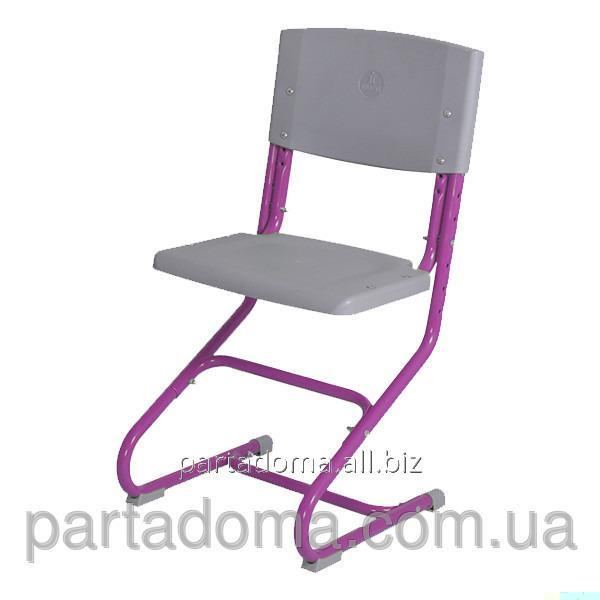 Ортопедический растущий стул Дэми СУТ.01 розовый