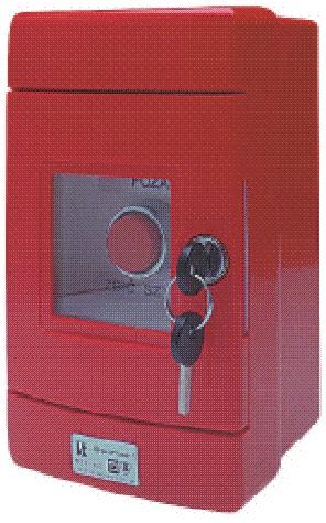 Пост SP22-P.POZ пожарной сигнализации, кнопочный . СПАМЕЛ. Лучшие цены