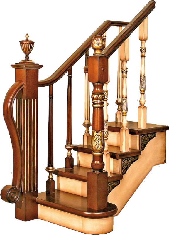 Купить Продажа лестниц, деревянные лестницы, на второй этаж