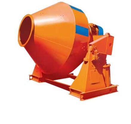 SB-153A revolving drum mixer