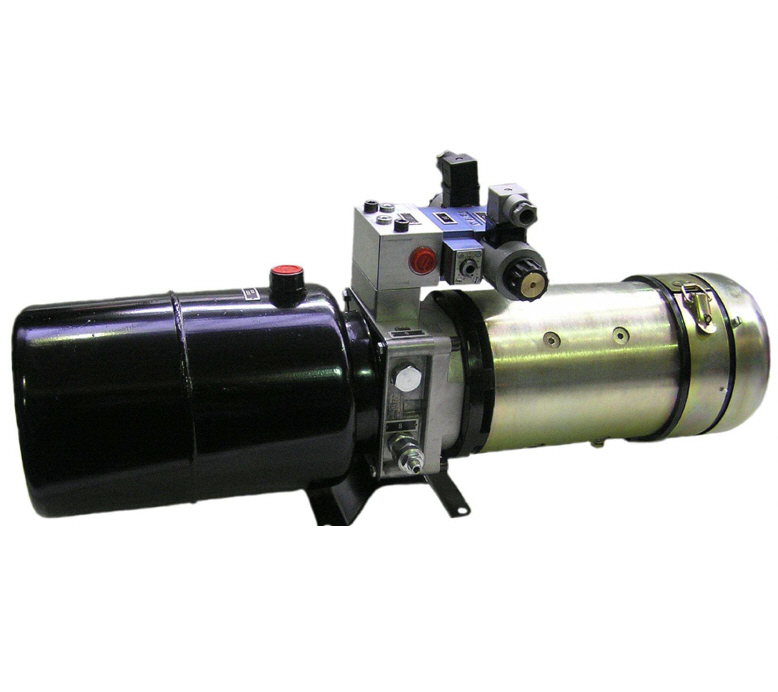 Compact minihydrostations of very high quality. The hydrostation is intended for control of hydraulic devices as hydraulic cylinders and hydromotors. LLC Gidravlik Lyne.
