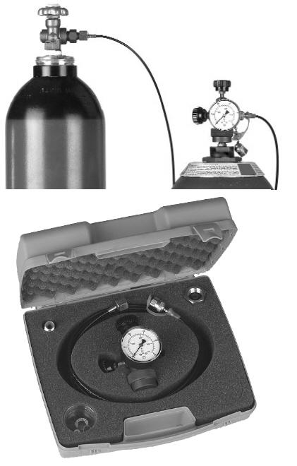 Купить Устройство предварительной зарядки и проверки для балонных гидроаккумуляторов