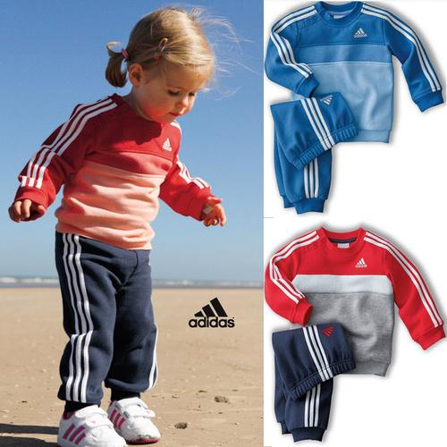 7d55a648c476 Спортивный костюм для девочек и мальчиков адидас