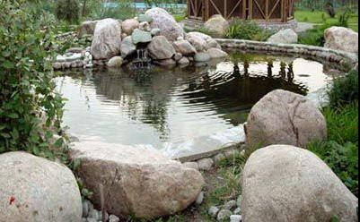 Купить Искусственные водоемы и речки.