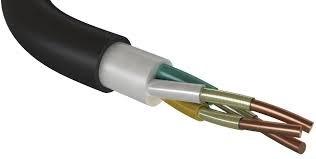 Негорючий, огнестойкий  и безгалогенный кабель