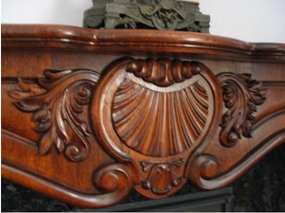 Элементы деревянного декора