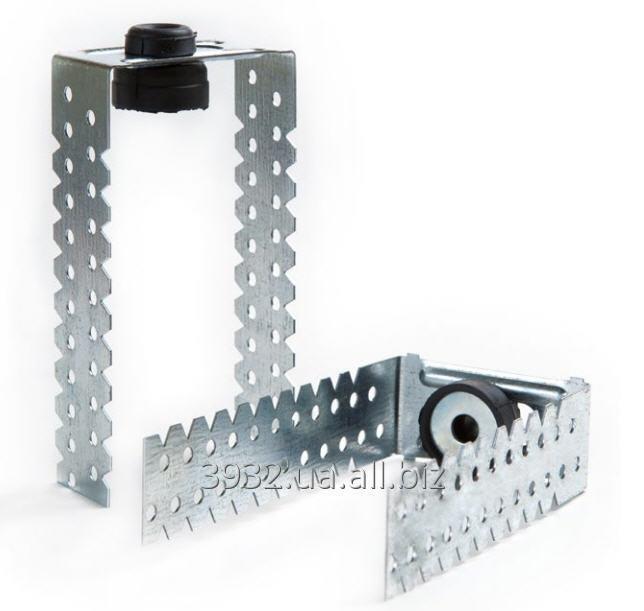 Купить Звукоизолирующие крепления Vibrofix Protector