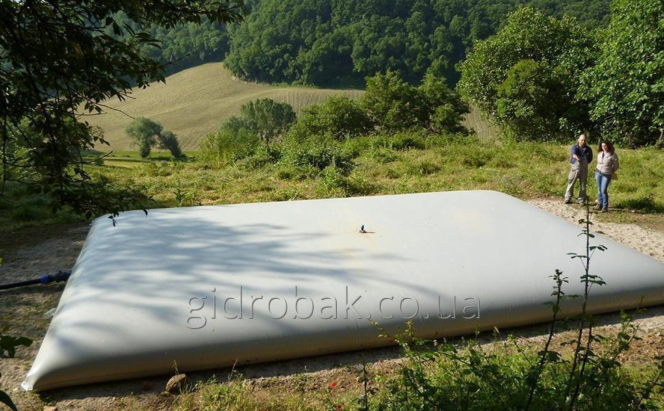 Резервуары для хранения КАС на 100м3 GidroBak