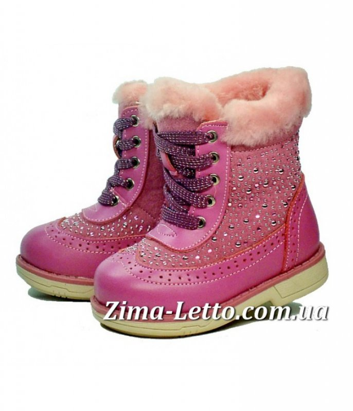 Дитячі ортопедичні зимові чоботи р.22-27 7411 купити в Тернівка 61264287c9ecc