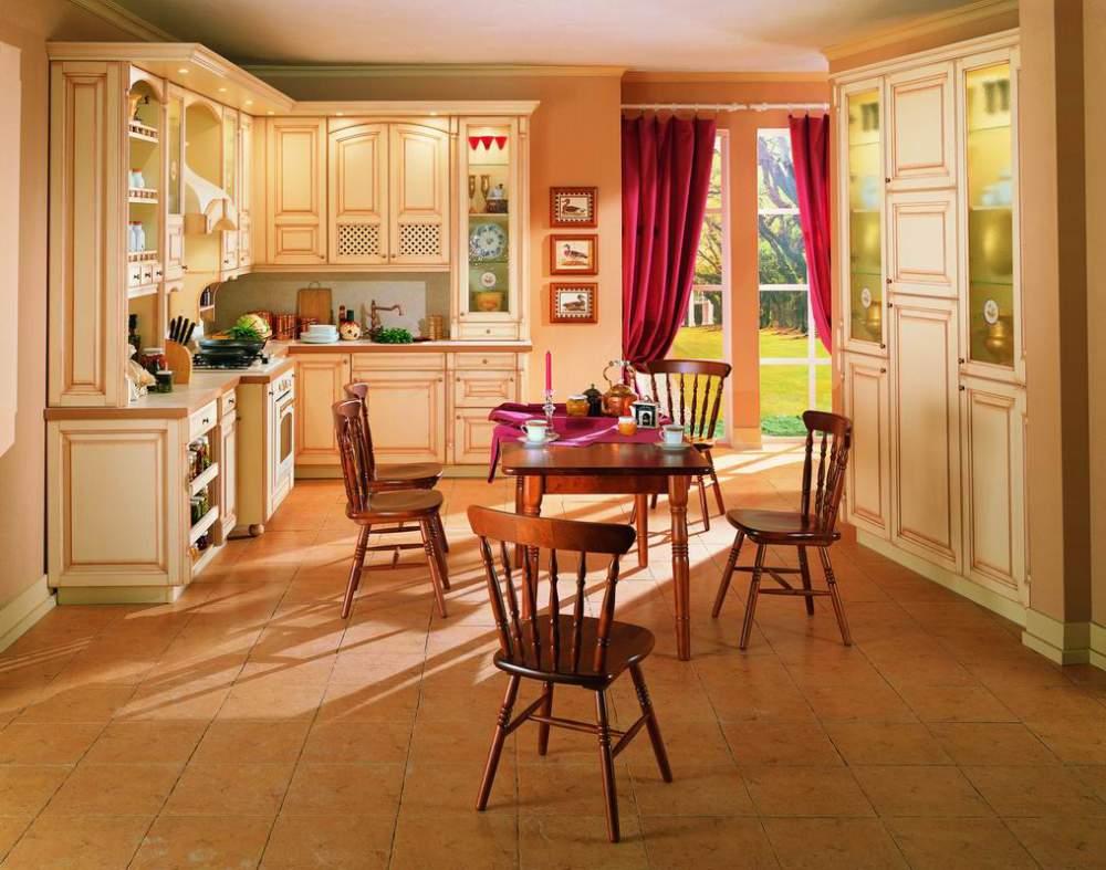 Buy Кухня из дерева, любой сложности