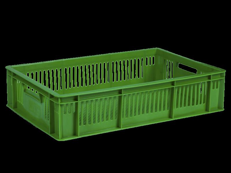Купити Ящик для добових курчат 600х400х140 перфорований