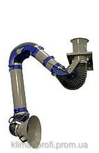 Buy The exhaust device for a welding post of B of 3,5 - 4,0 m without fan