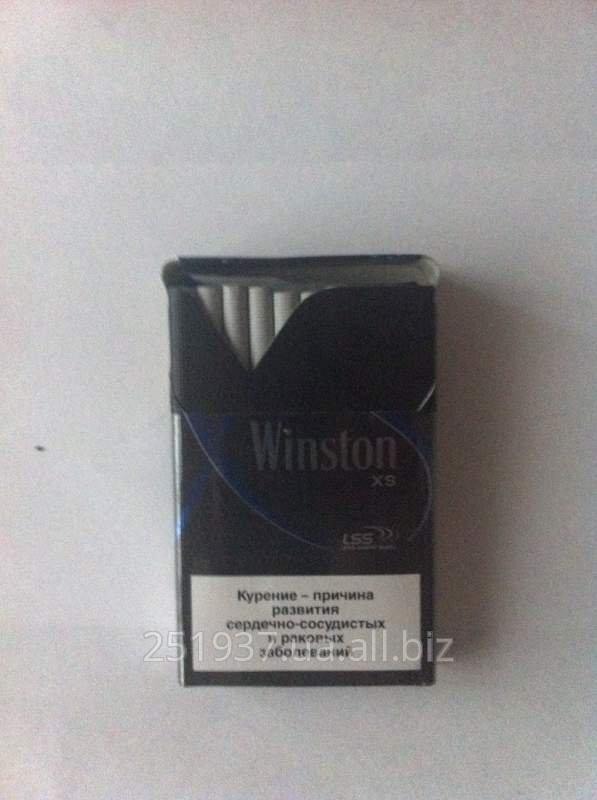 Сигареты с фильтром Winston XSence Blue
