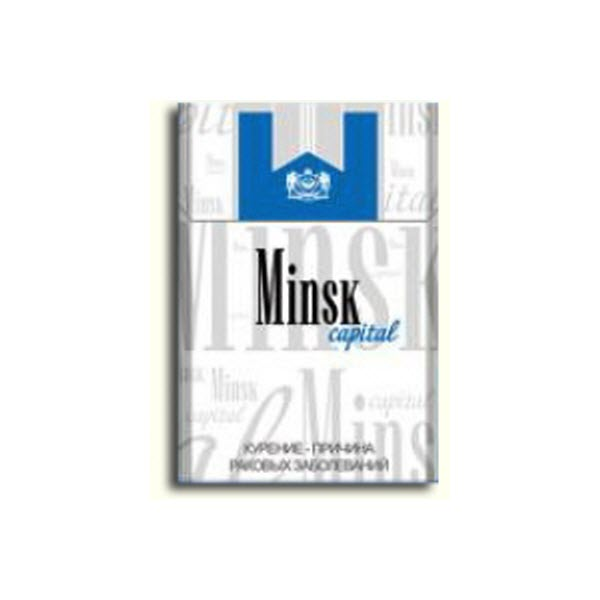Сигареты Minsk capital