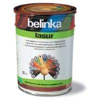 Купити Лазур Belinka lasur Декоративне блакитне покриття для захисту деревини