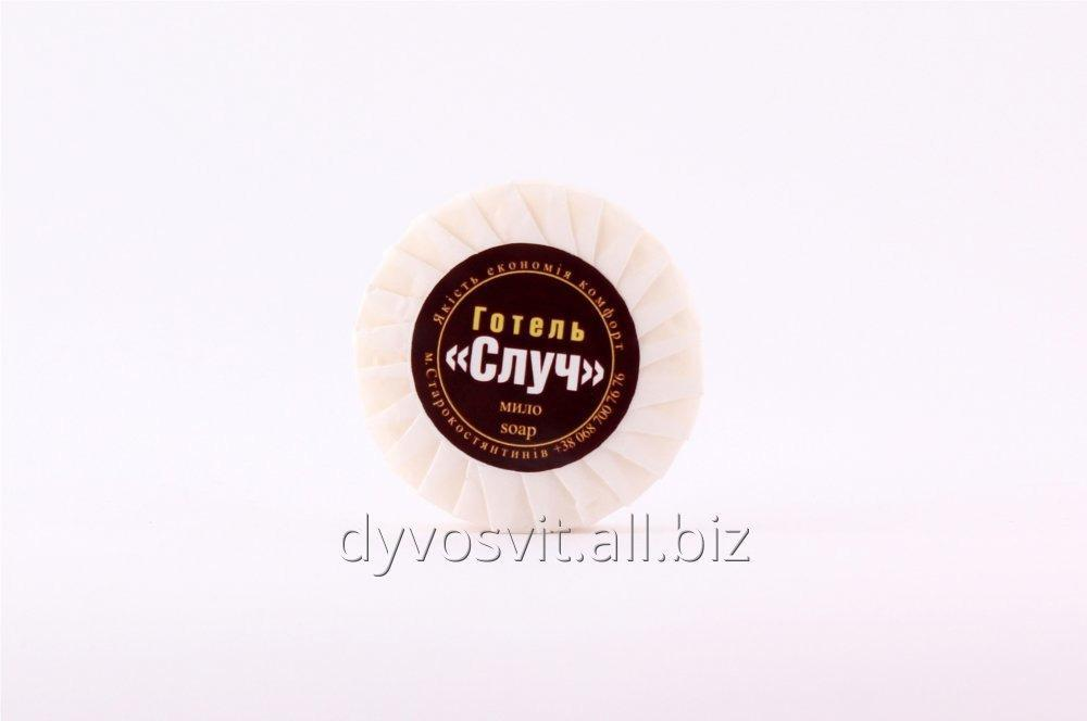 Buy Hotel Soap with logo