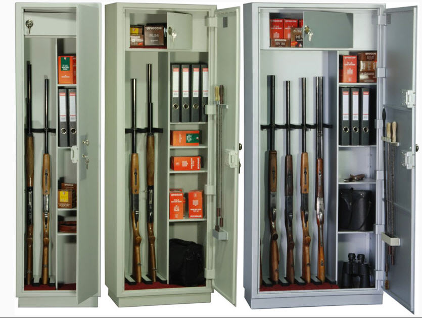 Buy Safes, cases for the weapon