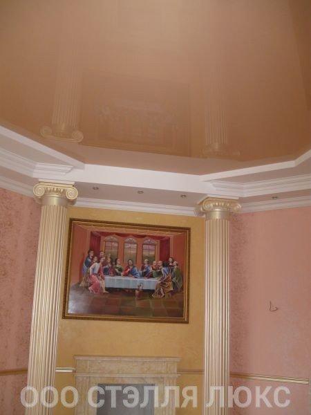 Buy Stretch ceilings in Kiev it is inexpensive.