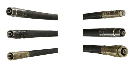 Купити Вал гнучкий із бронею до глибинного вібратора 3 метра, 4 метра, 4,5 метра, 6 метрів (Росія)