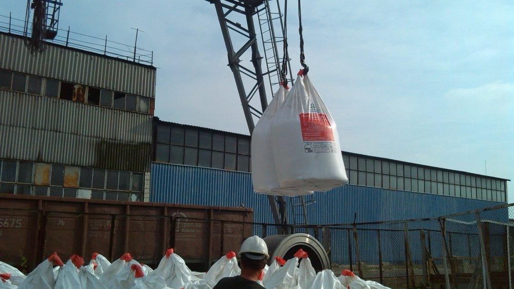 Купить Диаммофоска марка Б – это азотно – фосфорно – калийное минеральное удобрение, концентрированное и высокоэффективное.