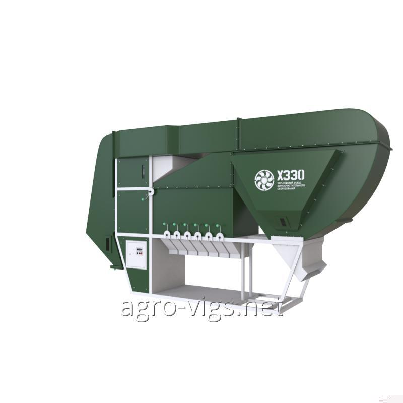 Grain cleaning and sorting machine ISM-50 CSC