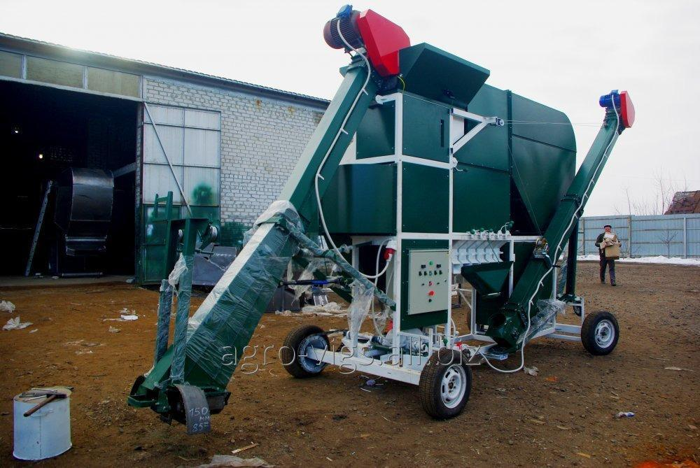 Buy The cleaning complex of self-propelled MGC-25
