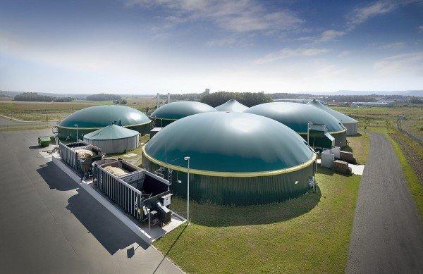 Биогазовые установки ENERGOSTAR