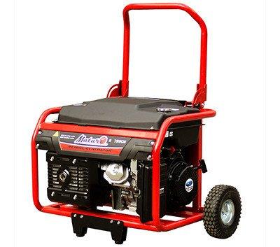 Однофазный бензиновый генератор Matari S7990E S Series (5 кВт)