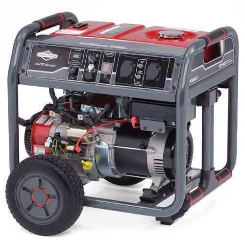 Однофазный бензиновый генератор BRIGGS &amp- STRATTON ELITE 8500EA (8,5 кВт)