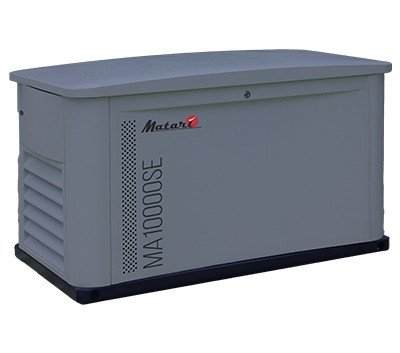Однофазный бензиновый генератор Matari MA10000SE+Автозапуск (12 кВт)