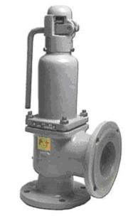 Клапан предохранительный СППК, 17с50нж Ду 80х40
