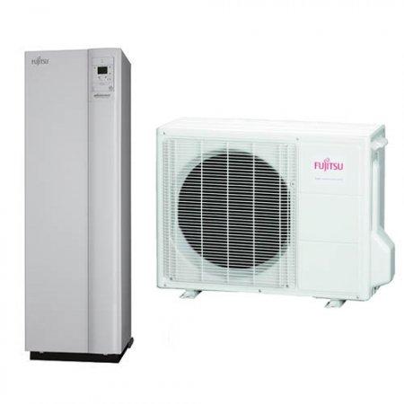 Однофазный тепловой насос Fujitsu WGYA050DD6/WOYA060LDC (4,5 кВт)