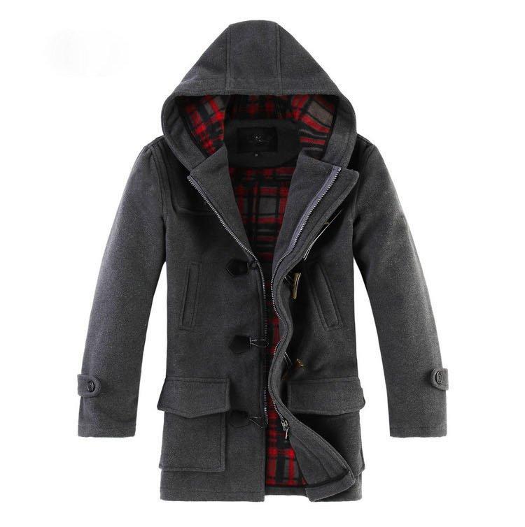 Чоловіче зимове пальто. Чоловіче пальто з каптуром. купити в Дніпро 4f3735a583966