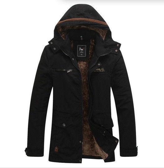 Чоловіче зимове пальто. Чоловіче осіннє пальто.Чоловіче пальто з каптуром. 9d6924e96d6c2